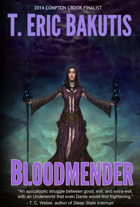 Bloodmender Cover