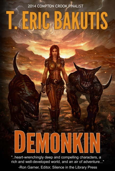 Demonkin Cover