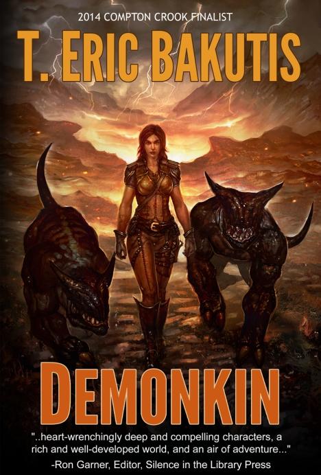 Demonkin Cover